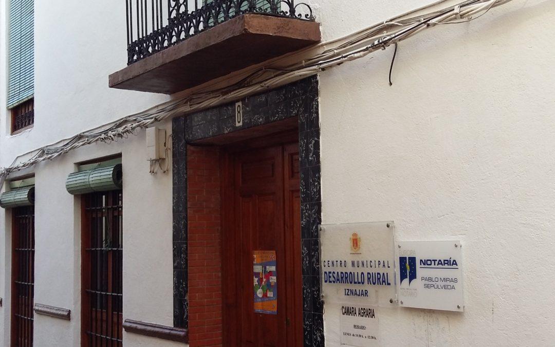 Oficina Comarcal Agraria en Iznájar 1