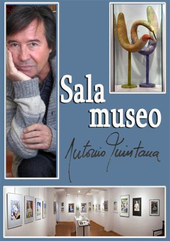 "Sala Museo ""Antonio Quintana"" 2"