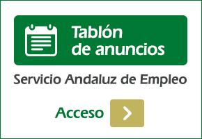 Ofertas Oficina de Empleo Junta de Andalucía