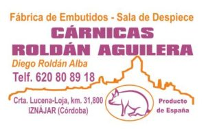 Cárnicas Roldán Aguilera