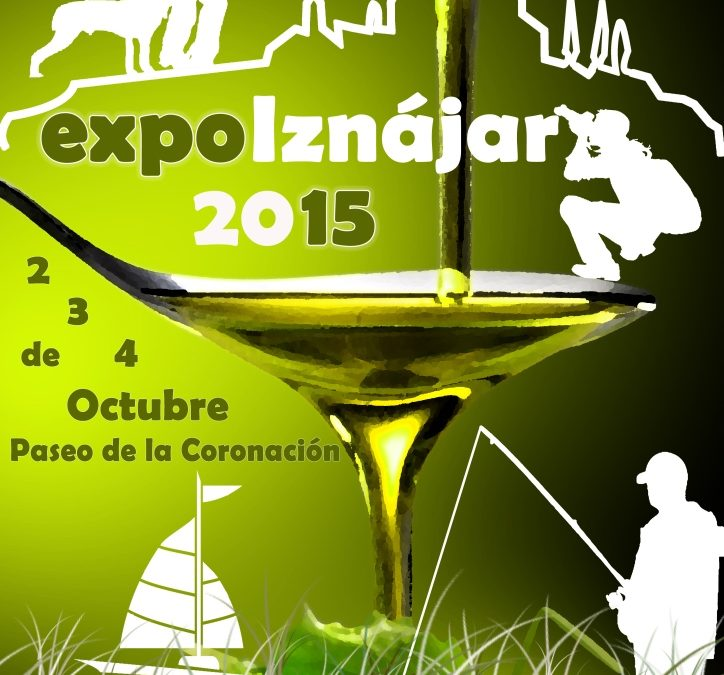 ExpoIznájar 2015 Cartel