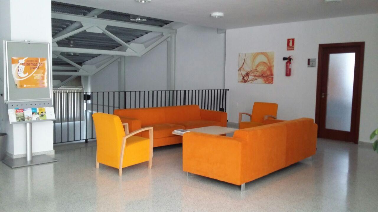 Instalaciones de la Casa Ciudadana