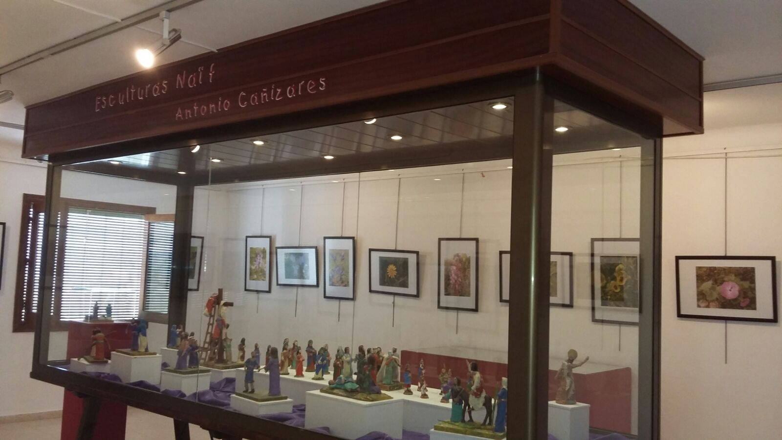 """Imagen de la sala de exposiciones Antonio Cañizares """"el Perlo"""""""
