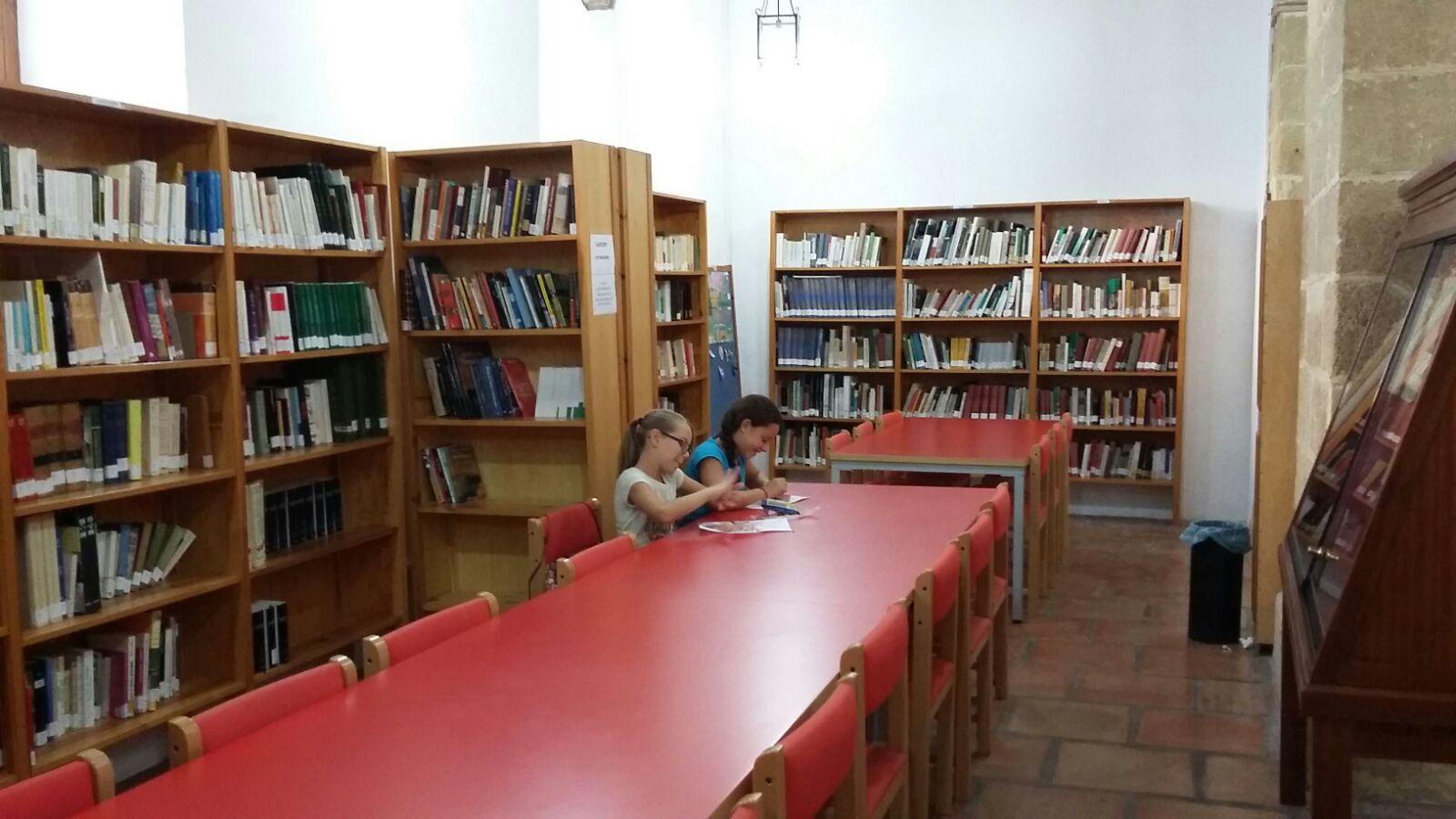 Biblioteca Pública Municipal de Iznájar 4