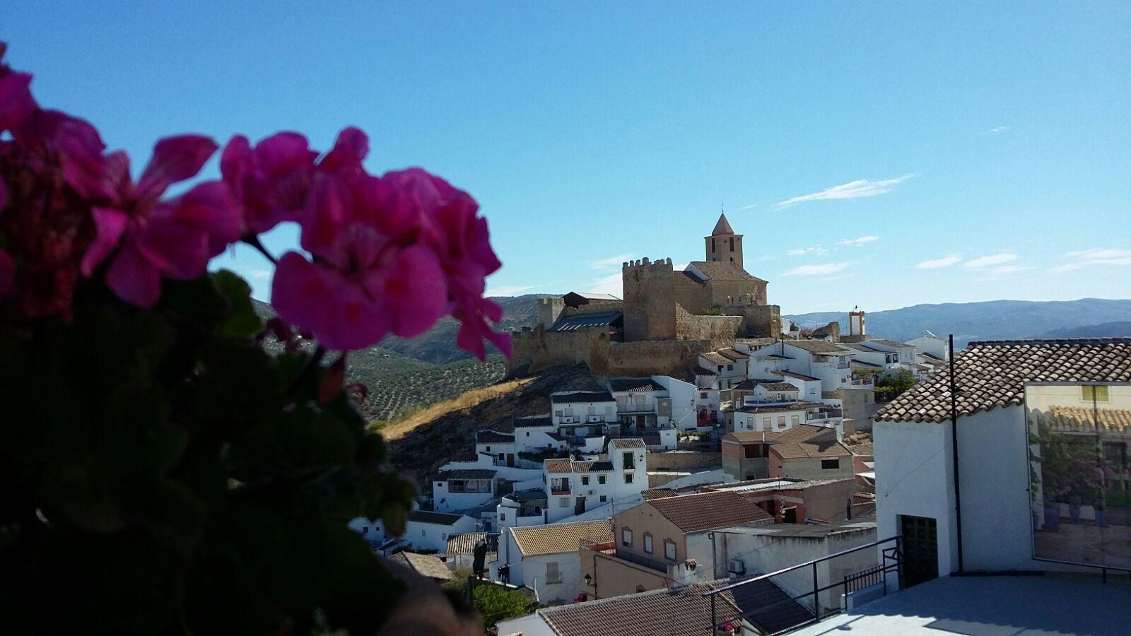 Imágenes del Castillo de Iznájar 1