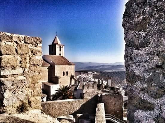 Imágenes del Castillo de Iznájar 9