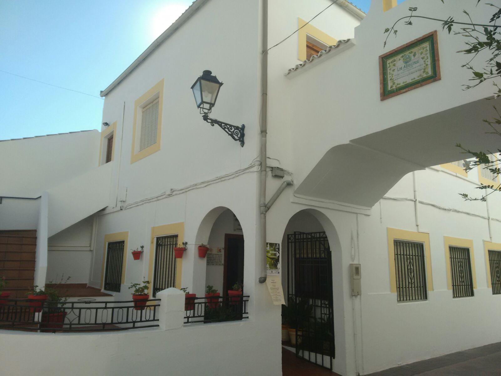 Edificio del Centro social polivalente