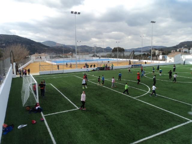 Instalaciones Deportivas de Valdearenas 2