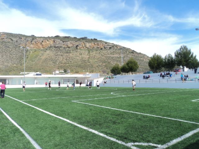 Instalaciones Deportivas de Valdearenas 3
