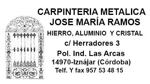 Carpintería Metálica José María Ramos