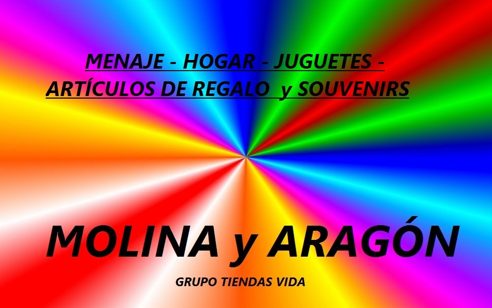 Regalos Molina y Aragón