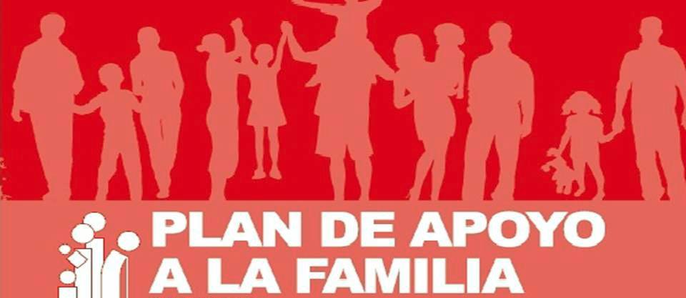 Plan de apoyo a la familia