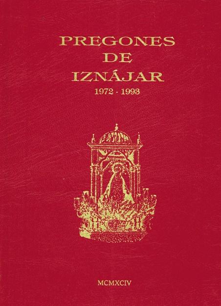 Publicaciones Pregones de Iznájar 1
