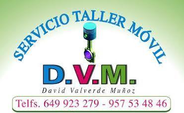 DVM Servicio Taller Móvil