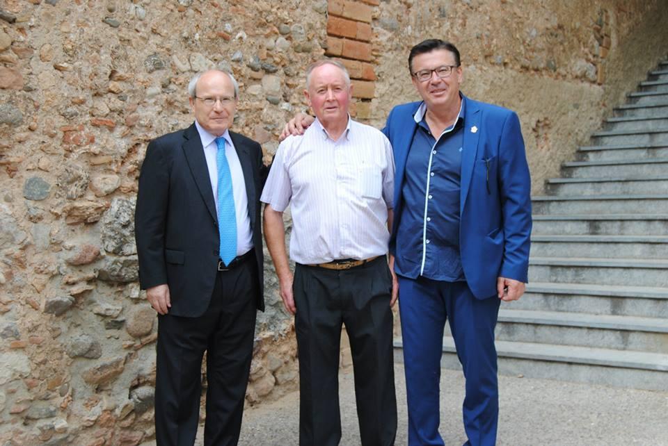 Se celebra el VI Encuentro de Alcuilleros en Sabadell 1