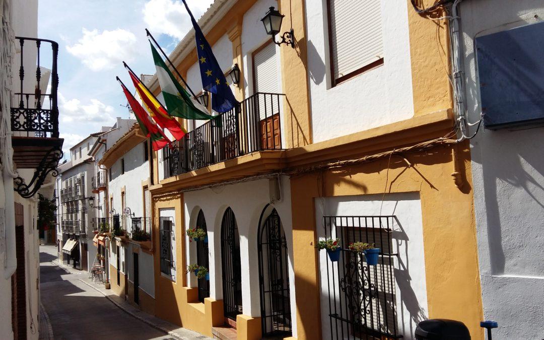 Ayuntamiento de Iznájar 1