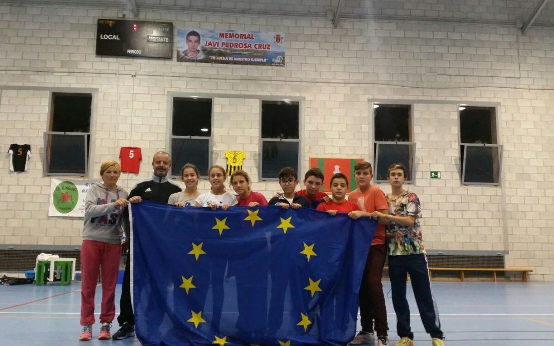 Gymkana Europea 'Europa más cerca' 1
