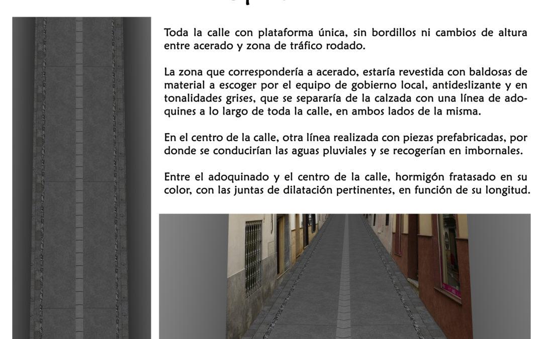 Opción 1 Calle Real Iznájar