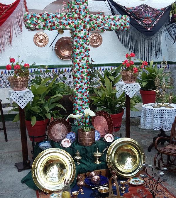 Concurso de Cruces de Mayo 2016 1