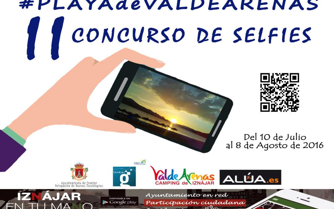 Concurso de selfies #PLAYAdeVALDEARENAS 1