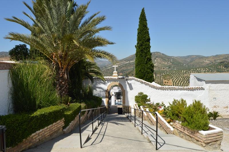 """El Cementerio de Iznájar finalista en el """"Concurso de Cementerios de España"""" en la categoría de """"Mejor Cementerio"""". 1"""