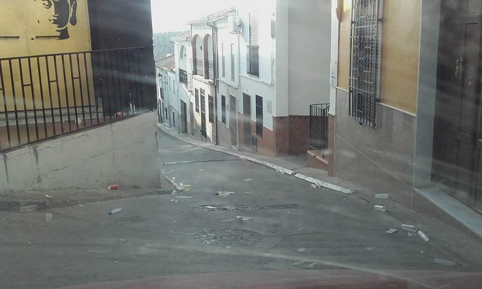 Lope Ruiz Lopez, alcalde de Iznájar, se manifiesta sobre los altercados sucedidos en la madrugada del sábado al domingo en nuestra localidad 1