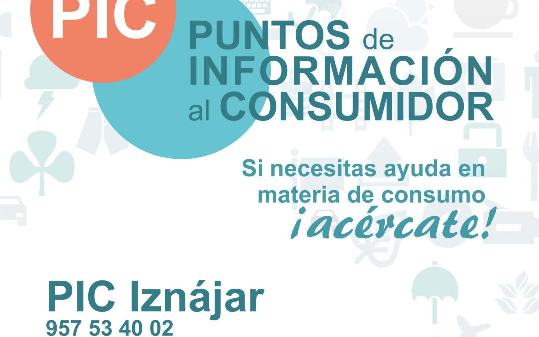 Punto de Información al Consumidor en Iznájar 1