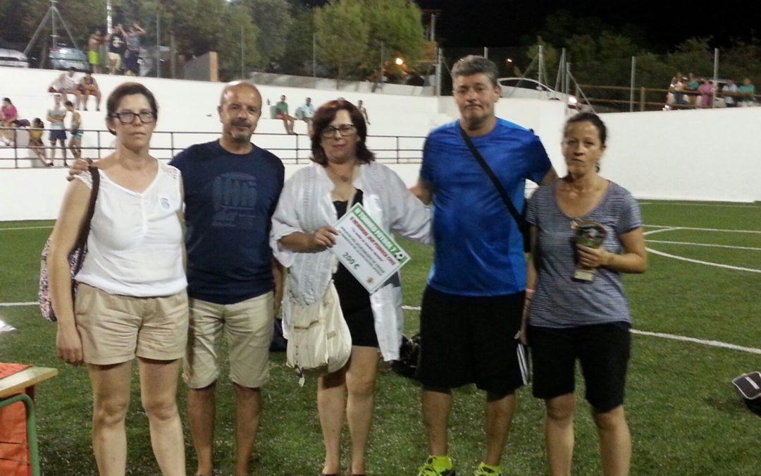 "II Torneo de Fútbol 7 ""Memorial Javi Pedrosa"" 1"