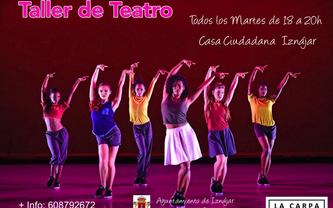 Taller de Teatro Municipal 1