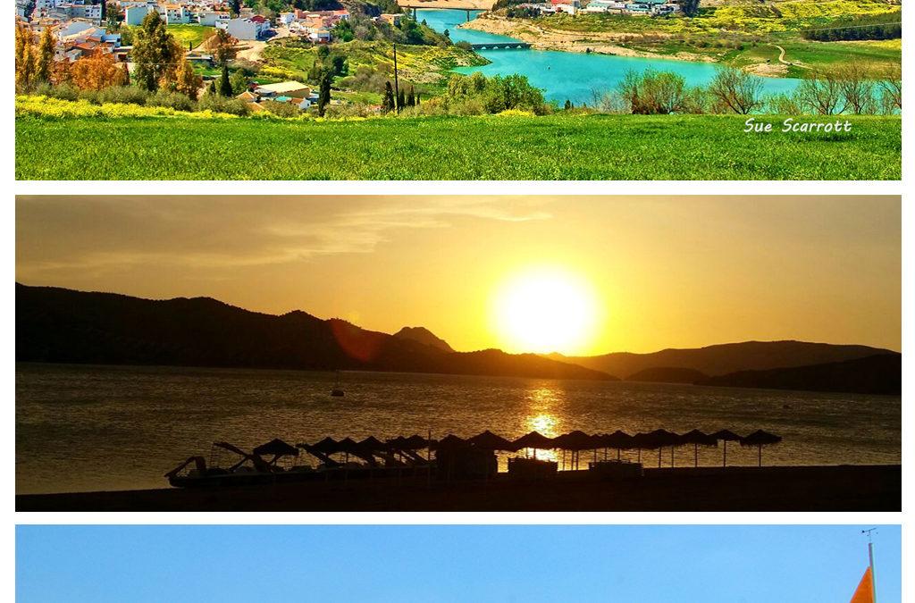 Iznájar, donde el Turismo se celebra a diario 1