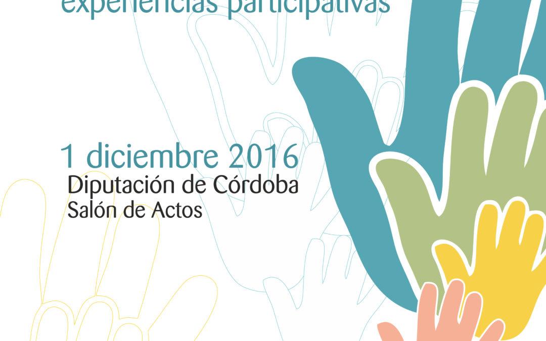 Jornada de Participación Ciudadana en Córdoba 1