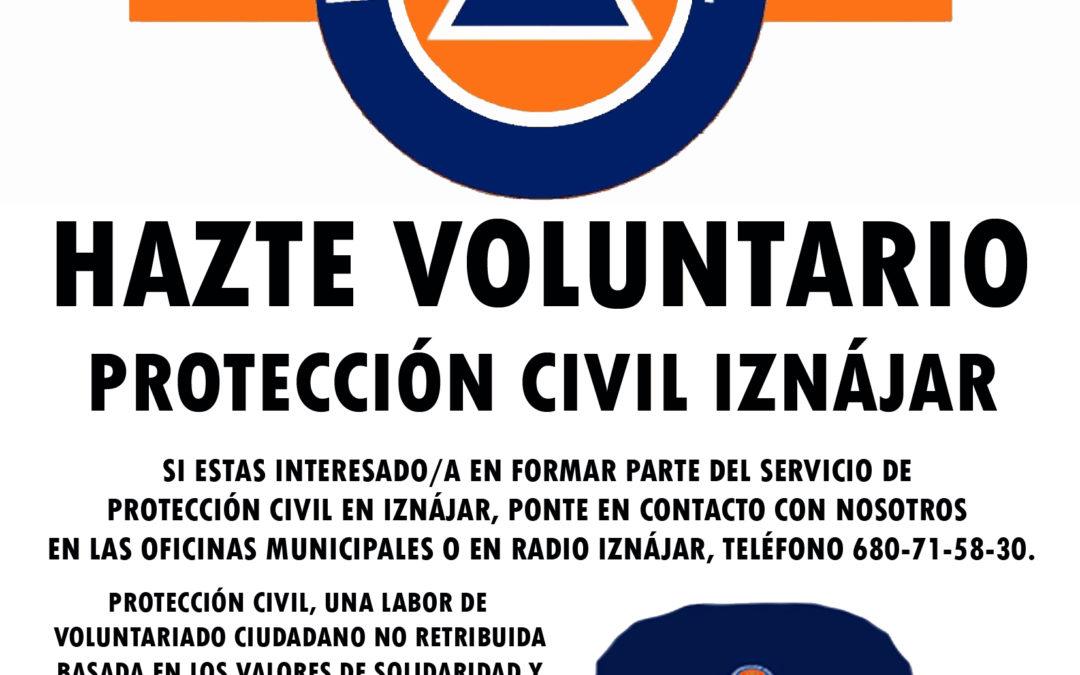 El Ayuntamiento de Iznájar impulsa la creación de un Grupo de Protección Civil en Iznájar 1