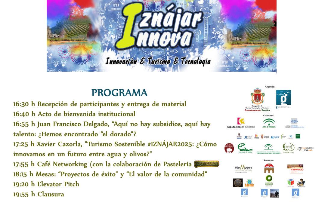 "Programa III Jornada de Coworking ""Iznájar Innova"" 1"