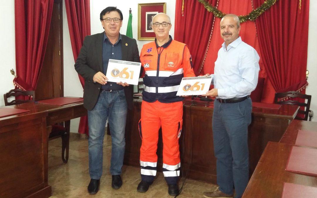 Las instalaciones deportivas de Iznájar reciben el reconocimiento de zonas cardioaseguradas 1