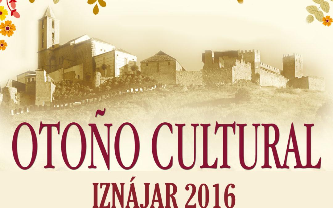 La Delegación de Cultura agradece la aportación de productos en el Otoño Cultural 1