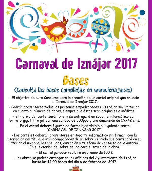 El Ayuntamiento de Iznájar convoca el concurso d 1