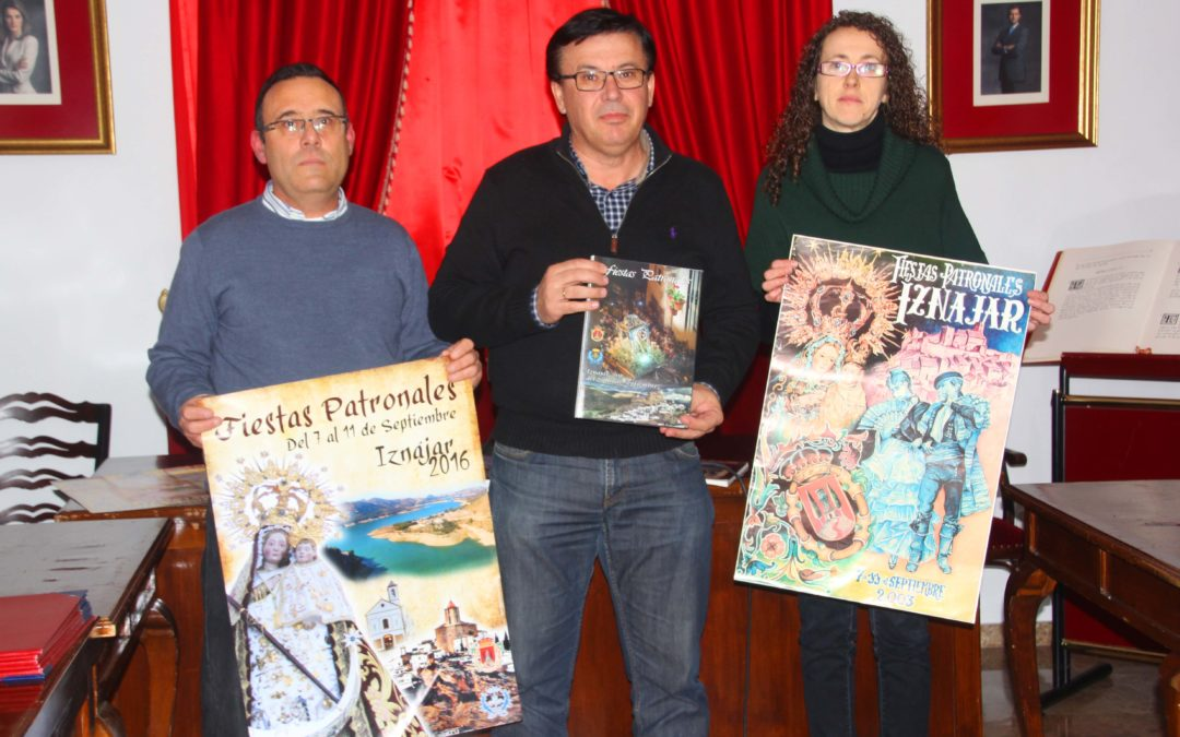Iznájar trabaja ya para conseguir que sus Fiestas Patronales sean declaradas de Interés Turístico de Andalucía 1