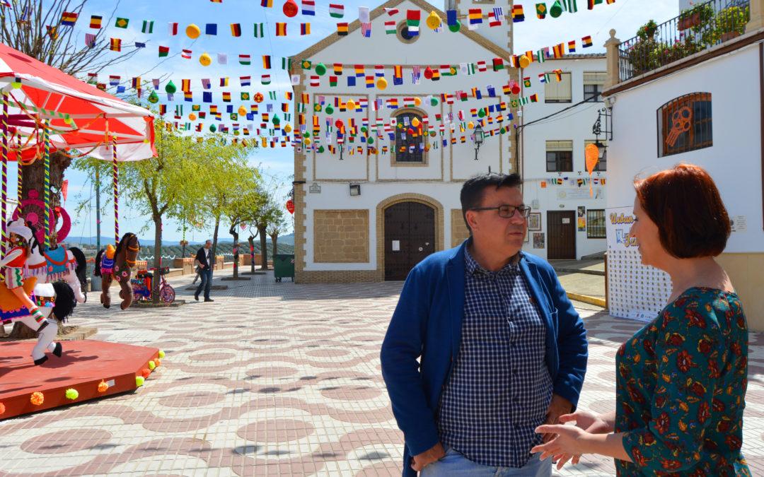 Ana Díaz cierra Marzo para la Mujer en Iznájar 1