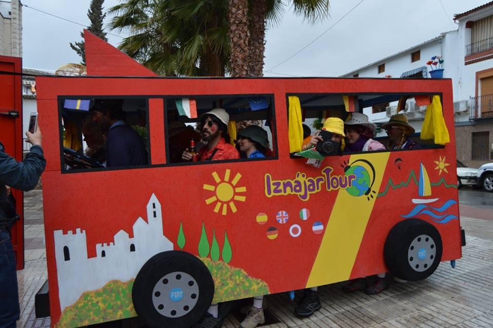 Ganadores de los Concursos del Carnaval 2017 en Iznájar 1