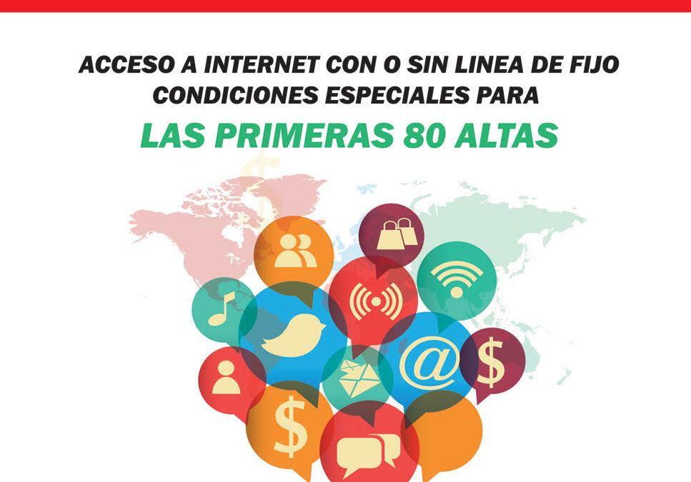 Internet de alta velocidad en Iznájar y aldeas 1