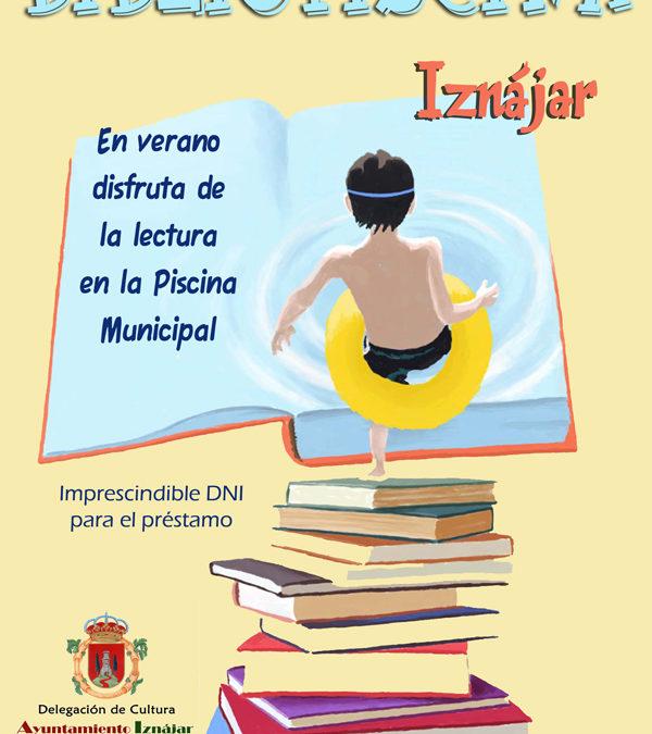 El Ayuntamiento de Iznájar vuelve a poner en marcha la Bibliopiscina durante este verano 1
