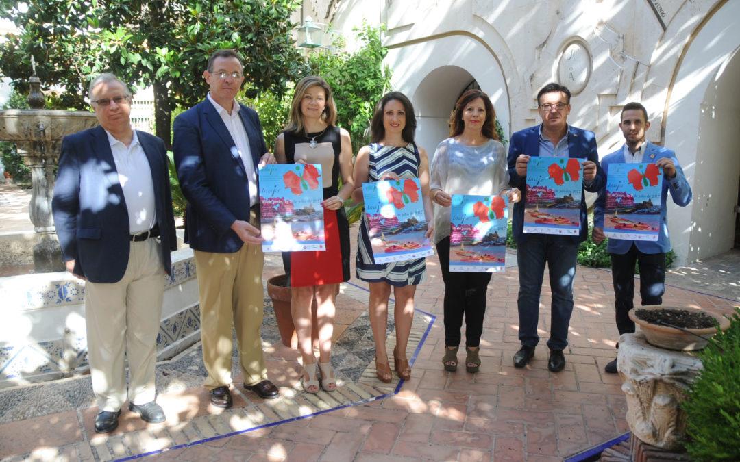 Iznájar muestra en la capital cordobesa sus principales atractivos turísticos a través del programa 'Reflejos' 1