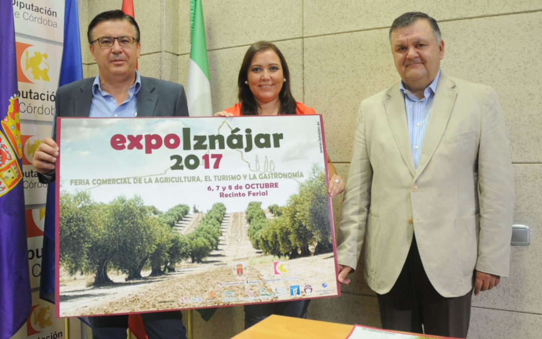 ExpoIznájar 2017 abrirá sus puertas con 40 estands de empresas agrícolas, turísticas y gastronómicas  1