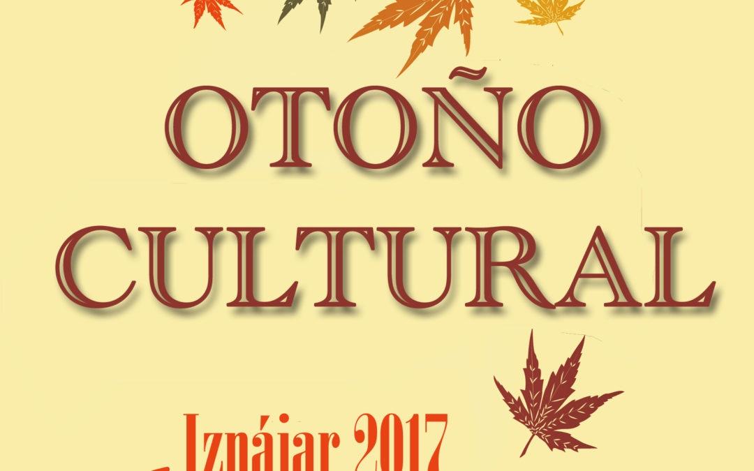 La Delegación de Cultura del Ayuntamiento de Iznájar presenta la sexta edición del Otoño Cultural 1