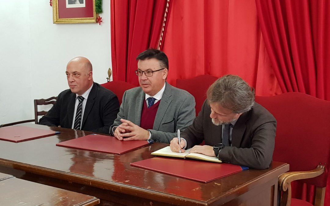 La Junta de Andalucía invierte 3,9 millones de euros en la EDAR y la agrupación de vertidos de Iznájar, La Celada y El Higueral 1