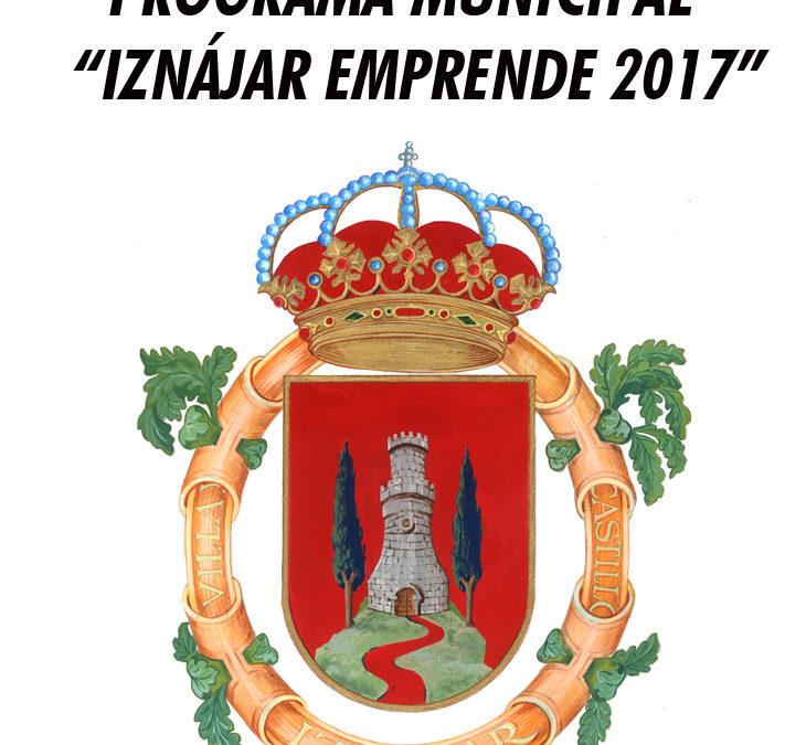 Trece empresas y comercios locales se benefician de las subvenciones del Programa Municipal Iznájar Emprende 1