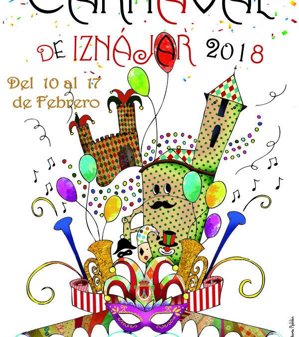 El Ayuntamiento de Iznájar presenta su programa para el Carnaval 2018 1