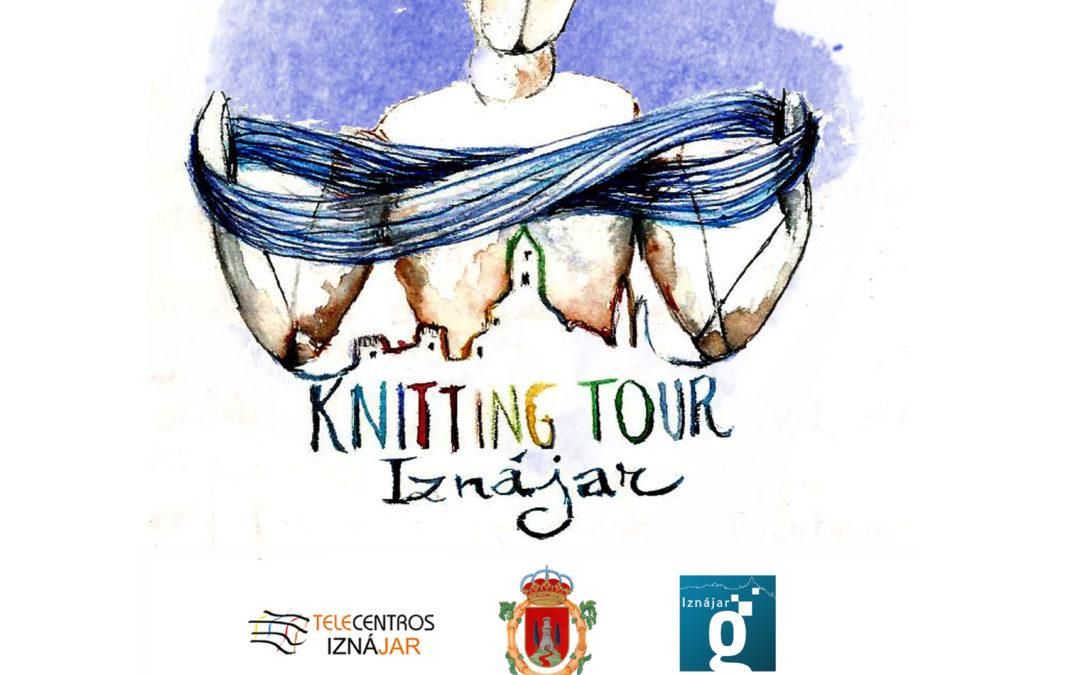 """""""Knitting Tour 2018"""" vuelve a poner a Iznájar en el Punto de mira 1"""