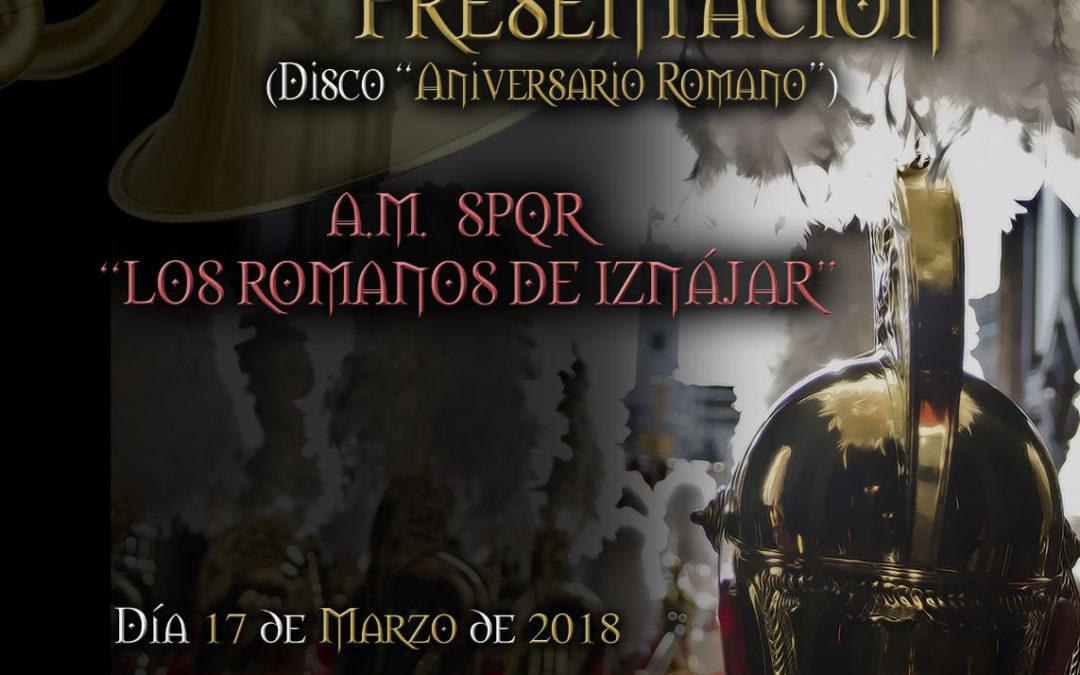 CX Aniversario Romano 1
