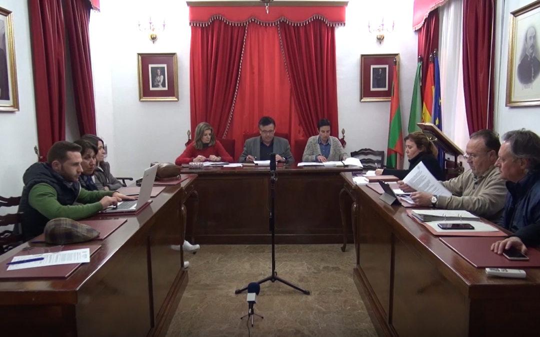 Aprobado el Presupuesto Municipal para 2018 1